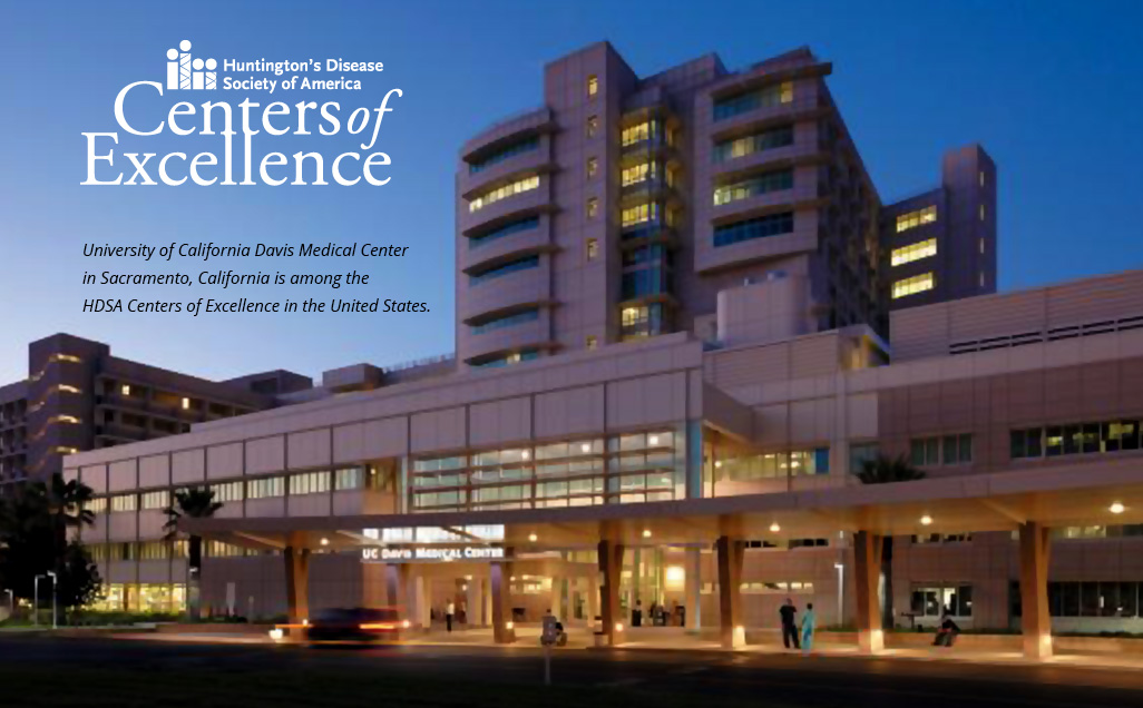 HDSA Centers of Excellence