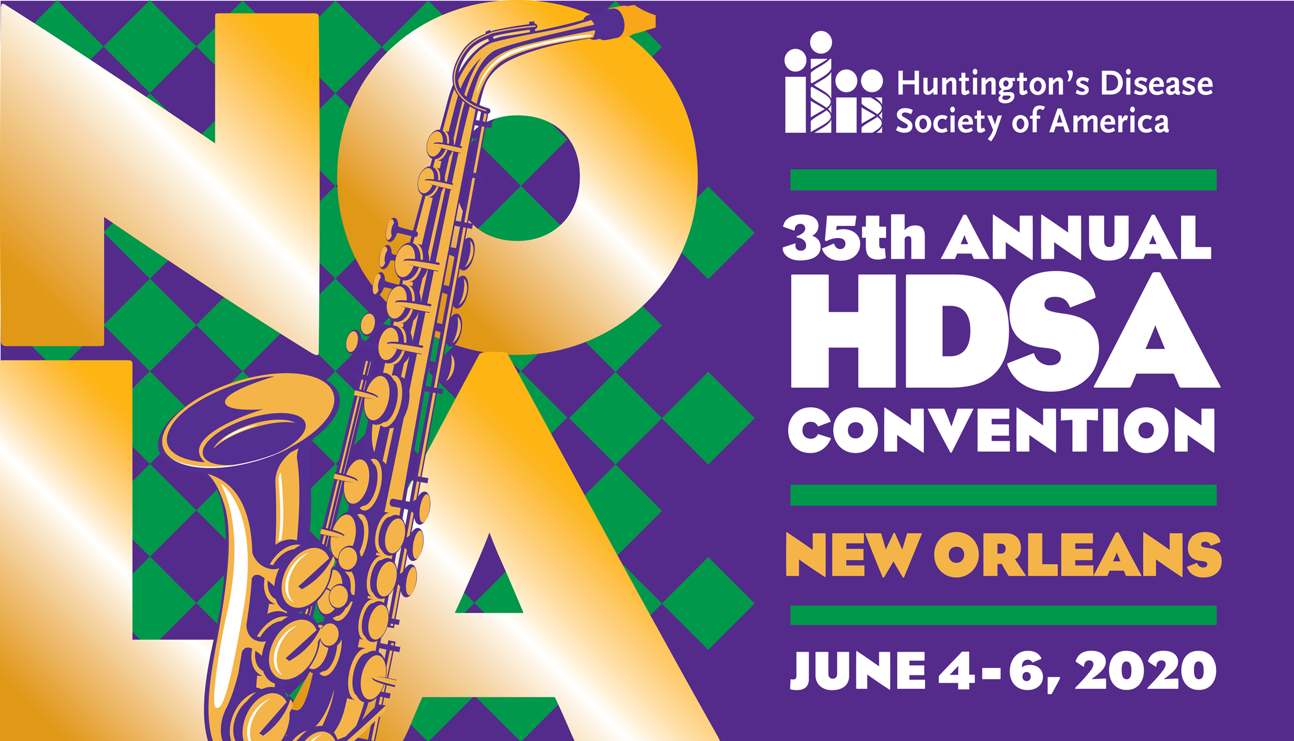 Annual Convention | Huntington's Disease Society of America